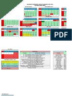 Kalender Dinas 2015-2016