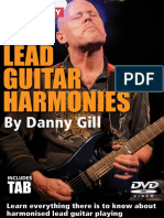 Lead Harmony Guitar Tab Book