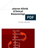 Struktur Clinical Reasoning