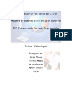 5.Enterprise Resource Planning Resumen