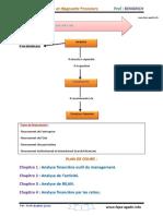 Séance 1 Cours d'Analyse Et Diagnostic Financiers .Mr Bengtich