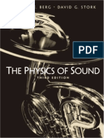 The Physics Of Sound.pdf