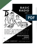 Heathkit Basic Electricity Course (Basic Radio Pt. 2)