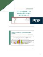 3 Etiologia de Los Trastornos Del Desarrollo