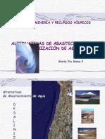 04.- Alternativas de Abastecimiento Desalinizacion de Aguas.ppt
