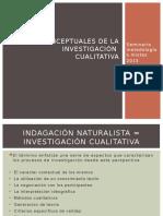 Bases Conceptuales de La Investigación