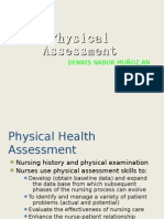 Physical Assessment by Kozier