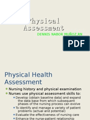 Physical Assessment by Kozier | Breast | Thorax