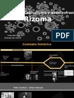 6 Mil mesetas-Capitalismo y esquizofrenia - R. San Martín, H. Bernal