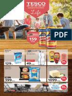 Tesco Akcios Ujsag Szupermarket 20160721 0727
