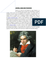 Biografia Beethoven, Mozart, Paco Perez, Clases de Teatro