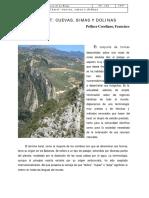 HIDROGEOLOGIA 21 - Cuevas, Simas y Dolinas