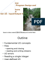 CSCE121_10-iostreams