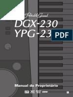 Manual Em Portugues DGX230