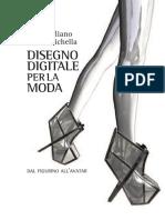Disegno Digitale Per La Moda Dal Figurino Allavatar-libre