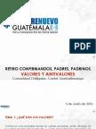 Conferencia Valores y Antivalores