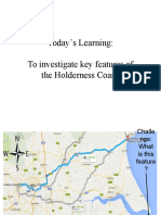 holderness landforms case study