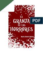Benet Molero Marta - La Granja de Los Horrores