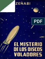 El Misterio de Los Discos Voladores - J Zeñabi