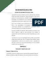 LEYES INFORMATICAS EN EL PERU.docx