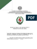 Manual de Elaboracion de Tesis 2012.doc