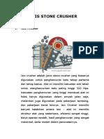 5. Jenis Stone Crusher.pdf