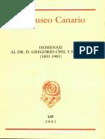 Revista Museo Canario Antonio Tejeda