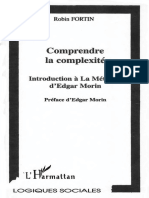 Fortin - la complexité ~ Introduction à La Méthode d'Edgar Morin