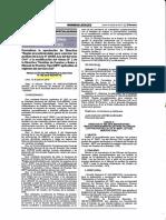 RESOLUCIÓN DE PRESIDENCIA EJECUTIVA N° 100-2016-SERVIR-PE