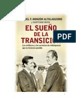 El Sue o de La Transicion Manuel Fernandez Monzon