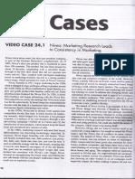 Case 13 - Nivea Skin Care Products