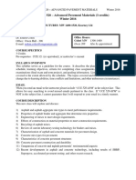 Advanced Pavement Materials Syllabus_w_2016