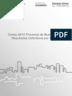 Libro Censo 2010