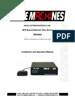 TM1000A Manual