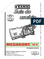 Catalogo Triturador MEGAKORT 160M