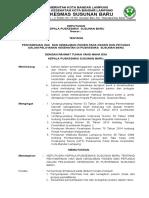 1. SK Ttg Penyampaian Hak Dan Kewajiban Pasien Dan Petugas