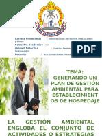 Gestion Ambiental en Hoteles y Restaurantes