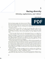 Mandel (2015) Racing Diversity