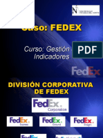 Gestion de Indicadores Fedex