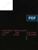 Bounan, Michel - L'art de Céline et son temps (2004, Allia)