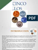 Los Cinco Anillos Diapositivas Completo