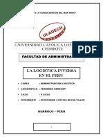 monografia LOGISTICA INVERSA