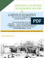 Repensando Las MYPES PERU