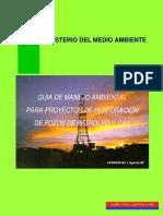 Guía de manejo Ambiental para proyectos de Perforación de Pozos de petróleo y gas.pdf