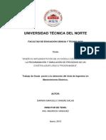 Informe Configuracion Plc Siemens