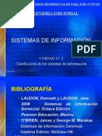 Clasificacion de Los Sistemas de Informacion (1)