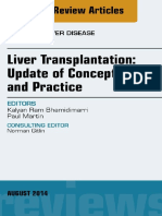 (the Clinics_ Internal Medicine) Kalyan Ram Bhamidimarri MD MPH-Liver Transplantation_ Update of Concepts and Practice, An Issue of Clinics in Liver Disease, 1e-Elsevier (2014)