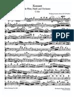 Mozart Concerto em Dó maior