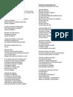 Canciones Traducidas de La Fuente de Las Mujeres