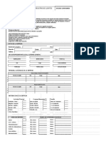DIGICORP-PE Formulario de Registro de Clientes